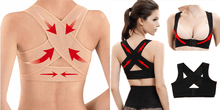 CuteCuteWorld:Women's Back Posture Correction Band