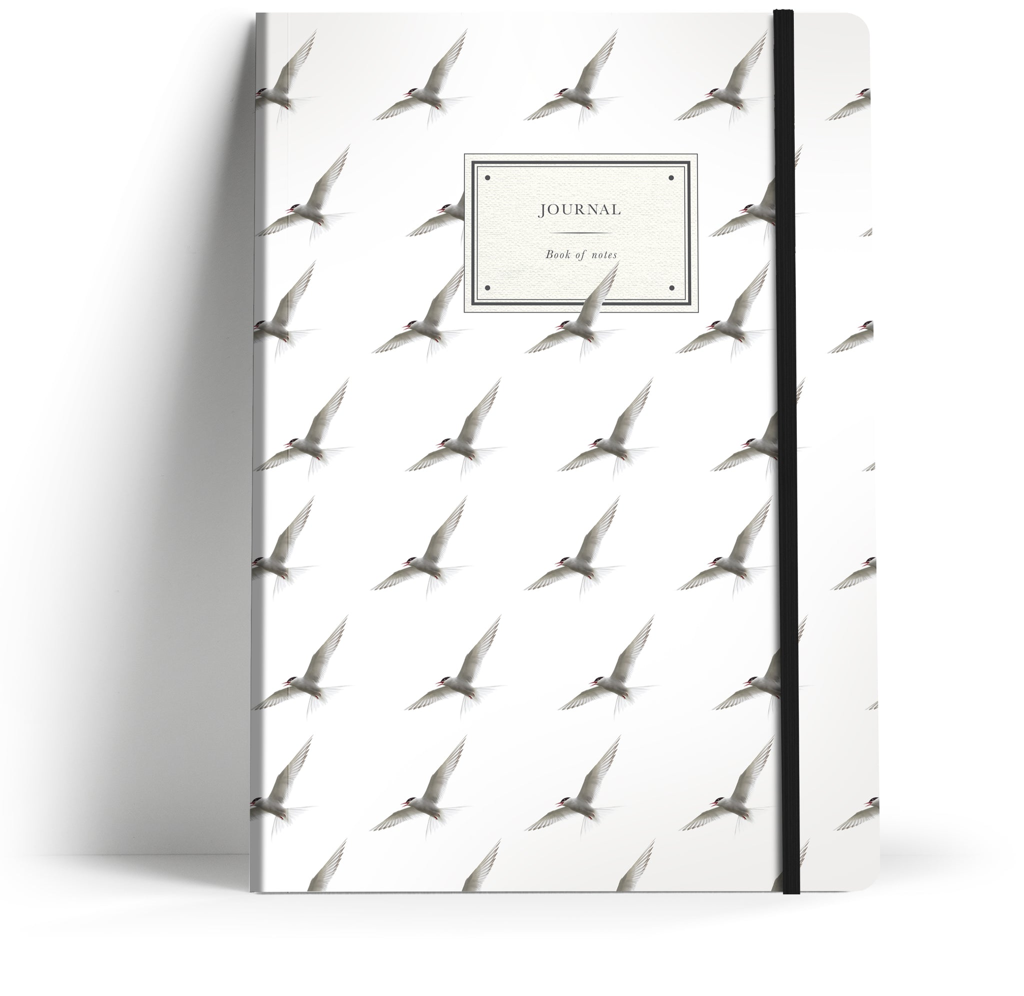 "Natural History ""Repeat Tern"" A5 Notebook"