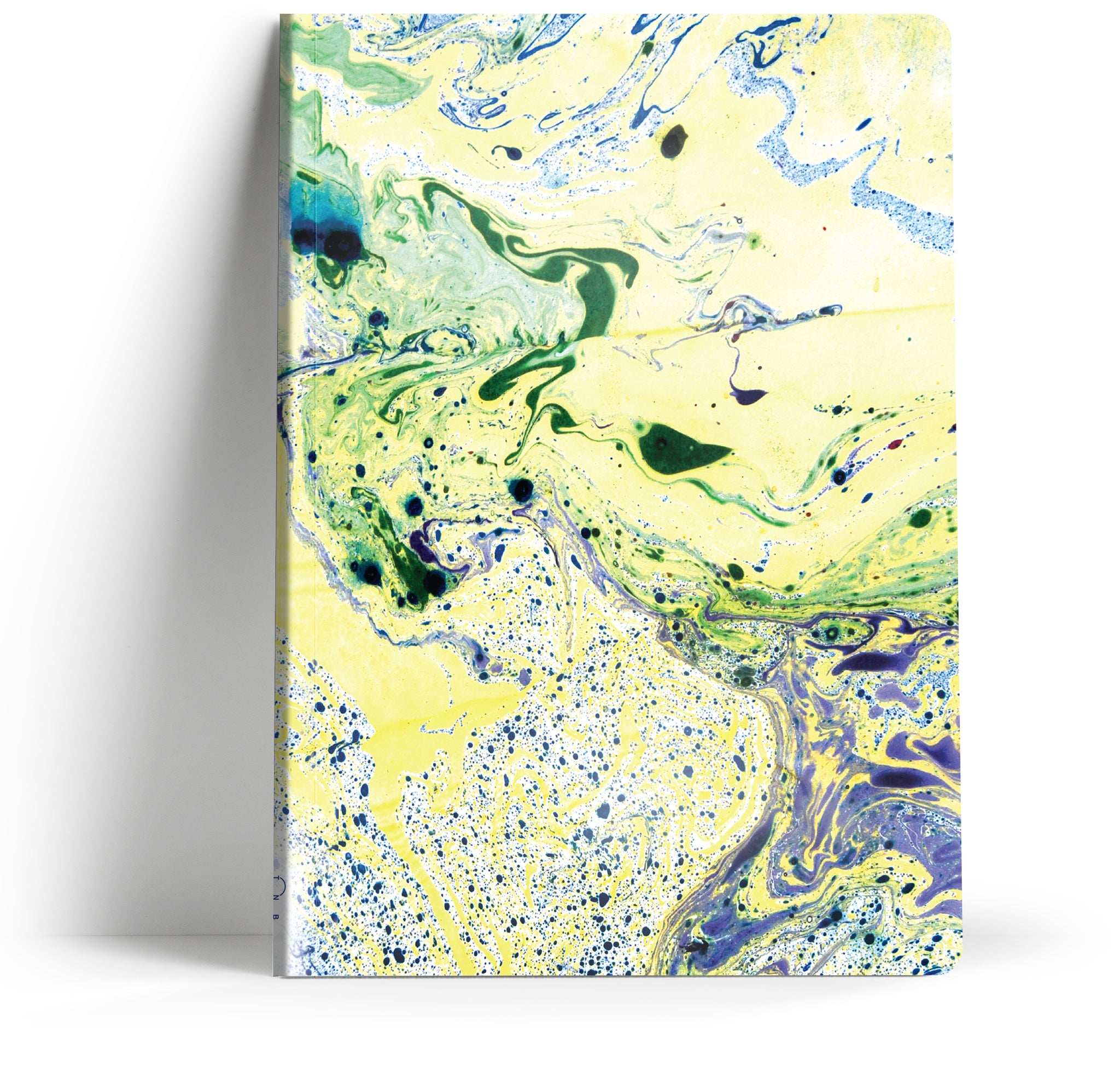 Marble Print A5 notebook by Harriet Stokes