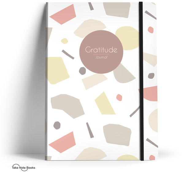 Eva Martinez notebook // Gratitude Journal