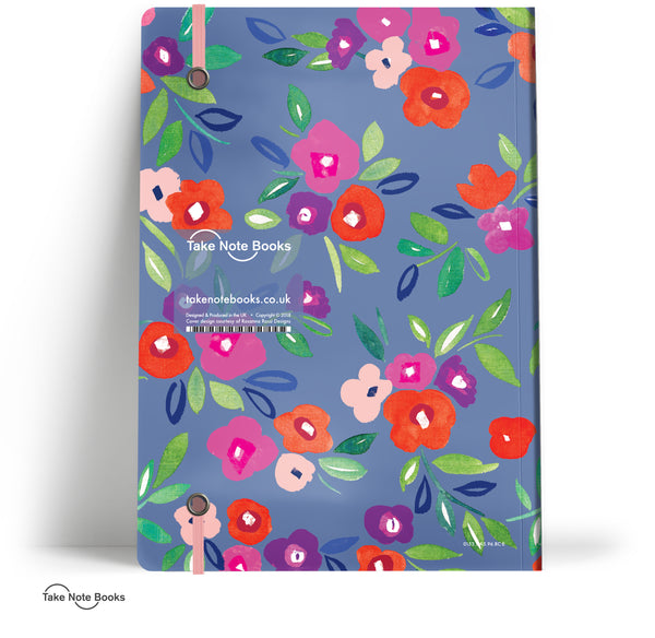 Rosanna Rossi Notebook - Floral