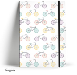 Eva Martinez notebook // Glass bikes