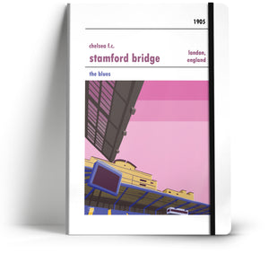 Chelsea Football Club A5 Notebook