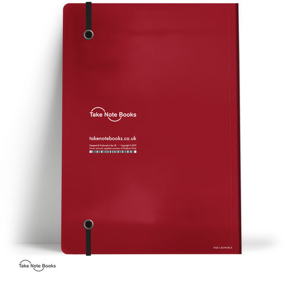 Manchester United Football Club A5 Notebook