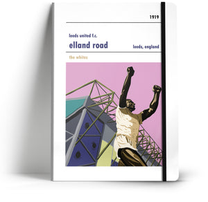 Leeds United Football Club A5 Notebook