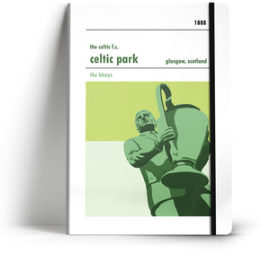 Celtic Football Club A5 Notebook