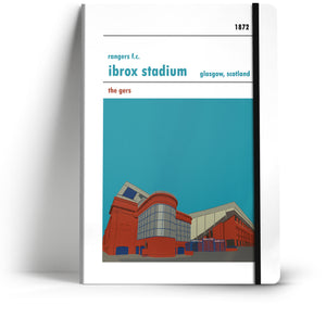 Rangers Football Club A5 Notebook