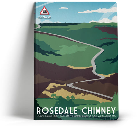 100 Climbs X Nostalgia // Rosedale Chimney