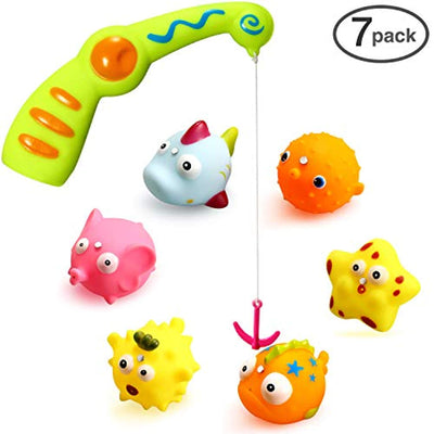 Children Kids Baby Fishing Bath Toy
