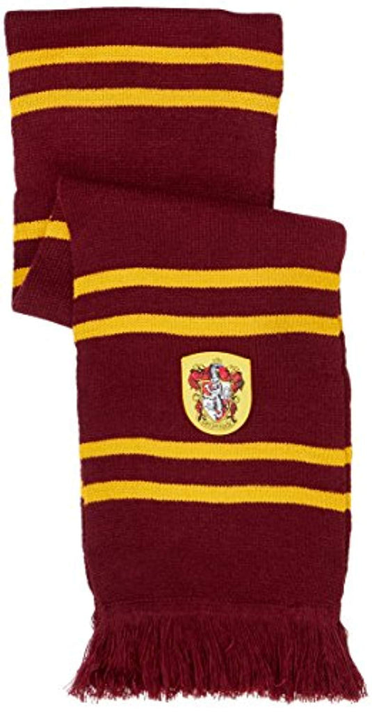 Harry Potter Scarf - Ultra Soft Knitted Fabric