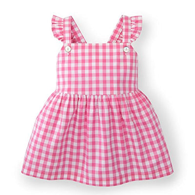Hope & Henry Girls' Apron Top Made with Organic Cotton