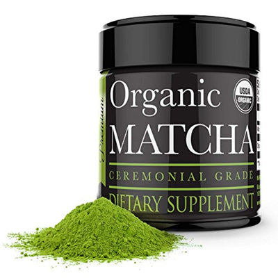Ceremonial Matcha Green Tea Powder Highest Quality Japanese Matcha
