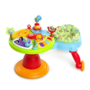 3-in-1 Around We Go Activity Center