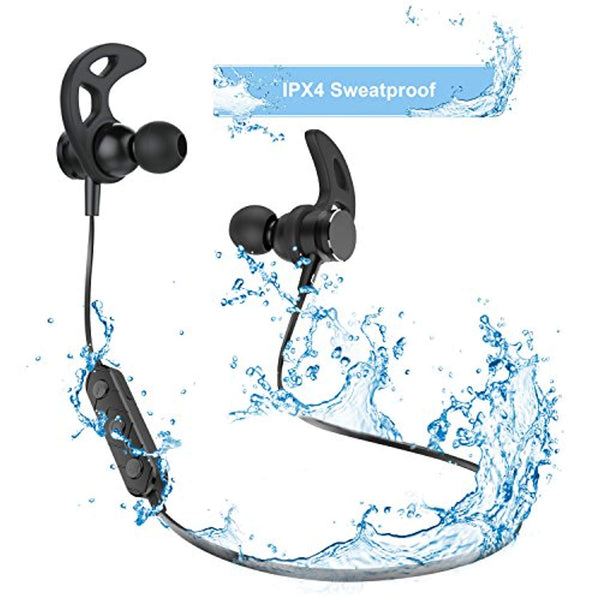 Bluetooth Headphones Wireless Earbuds Bluetooth 4.1 Earphones with Microphone