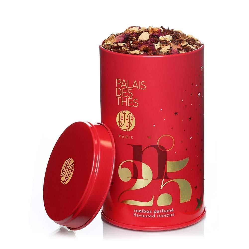 Palais des Thés – Holiday Blend of Green Tea – Limited Edition Christmas Tea
