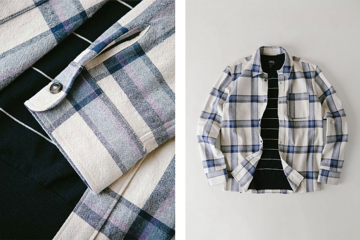 A.P.C. SP21: Collection Overview   Always in Colour