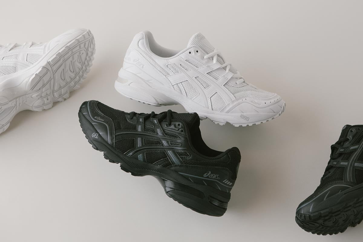 Introducing: ASICS   Always in Colour
