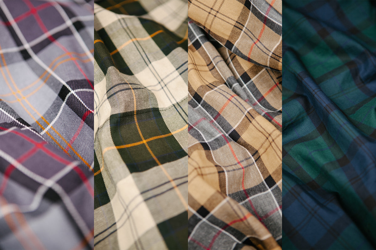 Introducing: Barbour White Label | Always in Colour