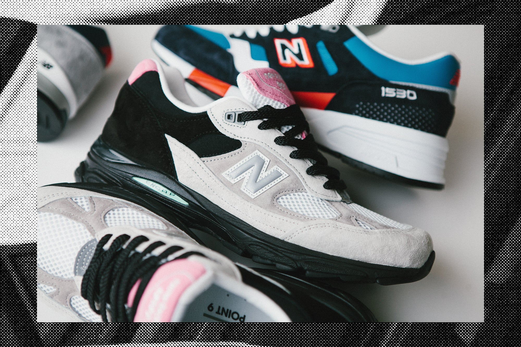 Introducing: New Balance 'Made in UK' Series | Always in Colour