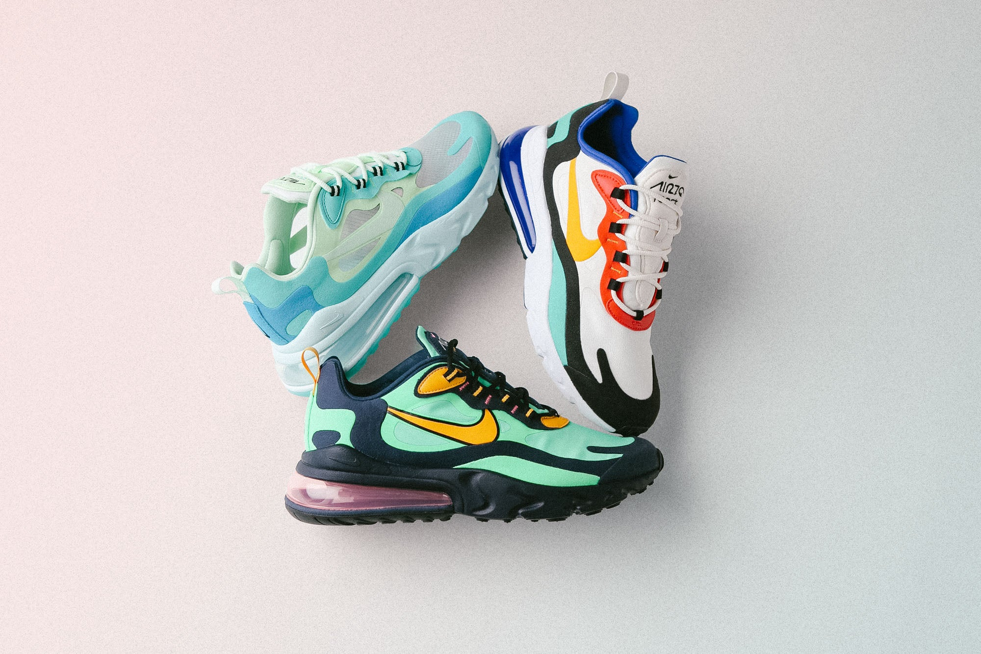 NSW Fall 19 : The Story of the Nike Air Max 270 Shoes | Always in ...