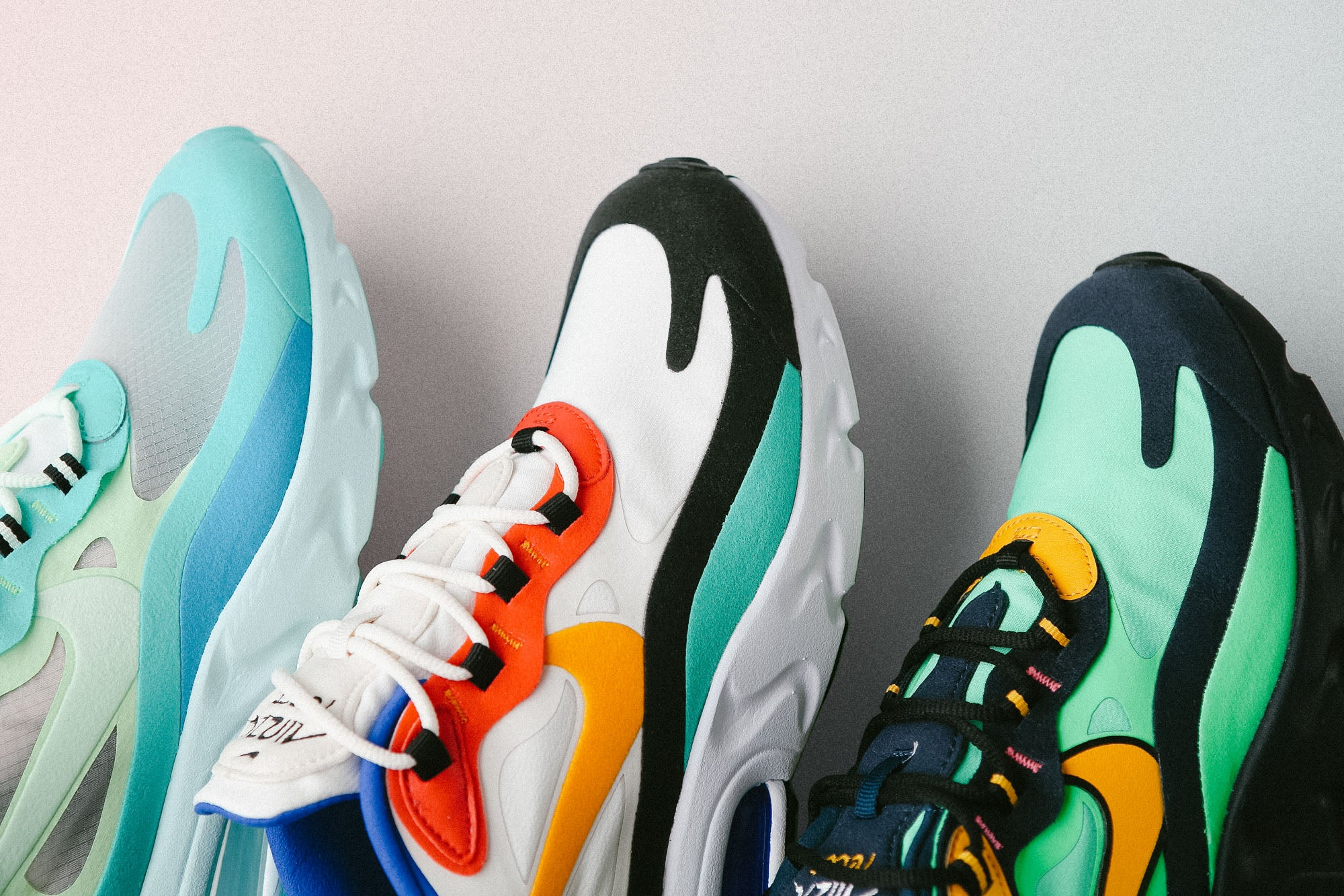 NSW Fall 19 : The Story of the Nike Air Max 270 Shoes | Always in Colour