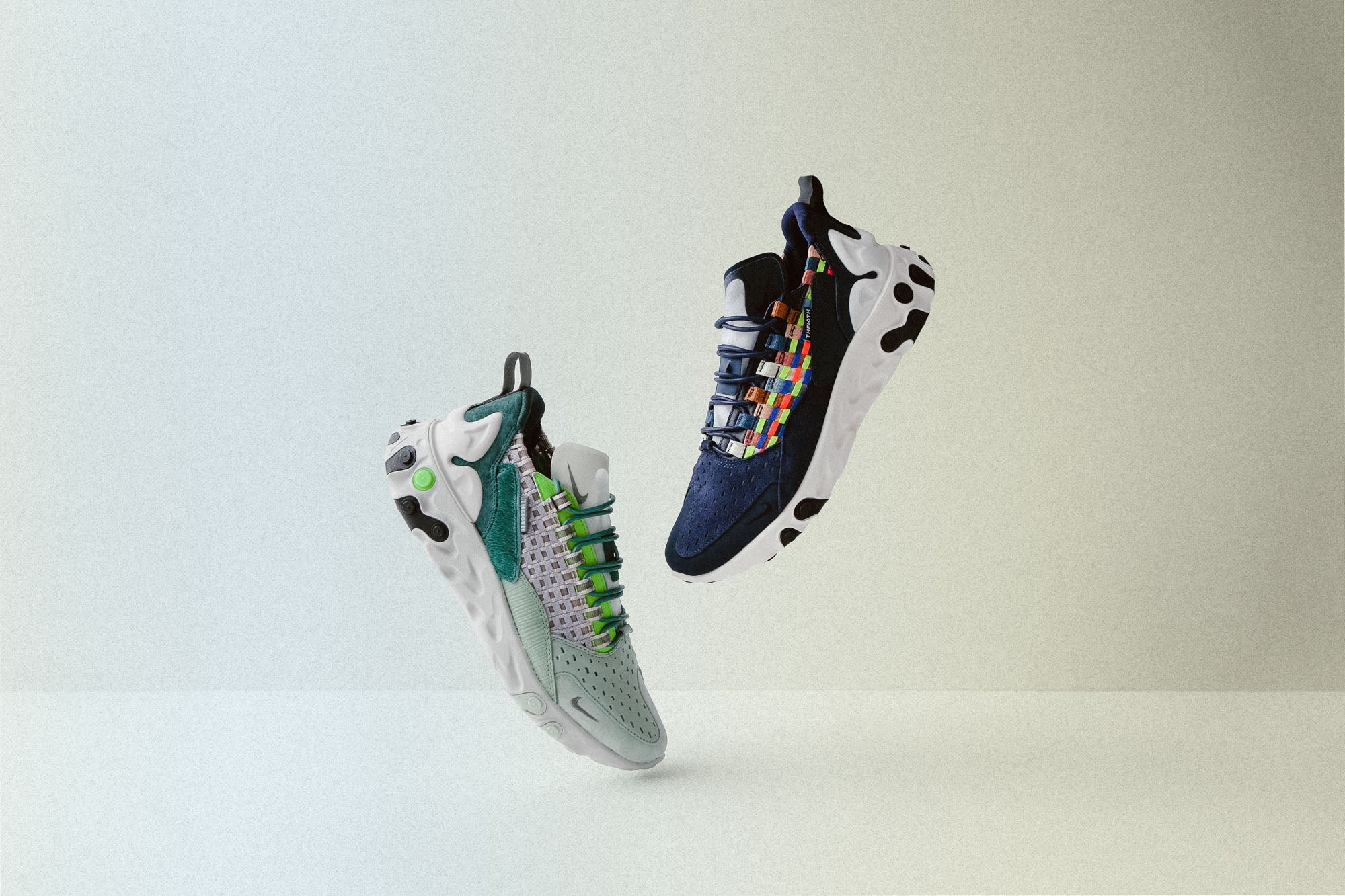 The Story of the Nike React Sertu Shoes | Always in Colour