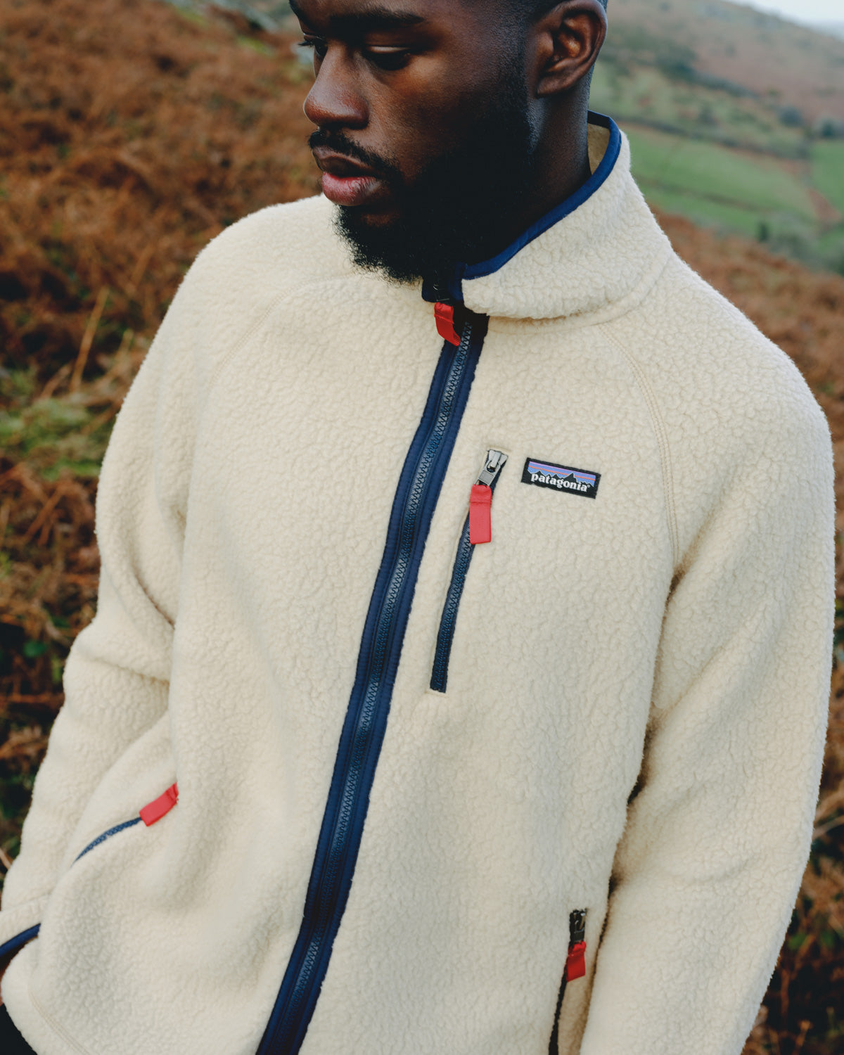 Patagonia Jackets & Fleeces Editorial AW20 | Always in Colour