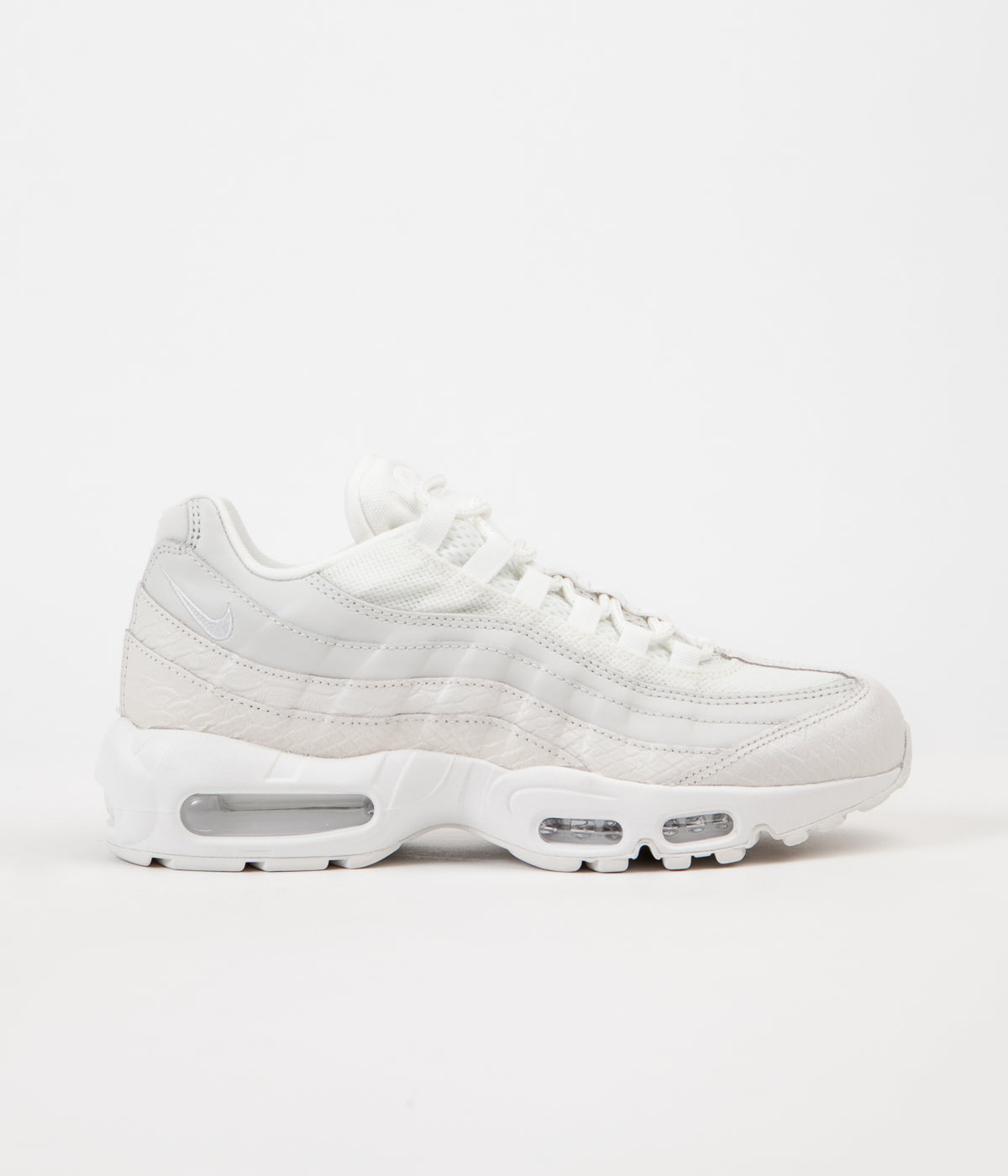 Nike Air Max 95 Premium Shoes Summit White Summit White
