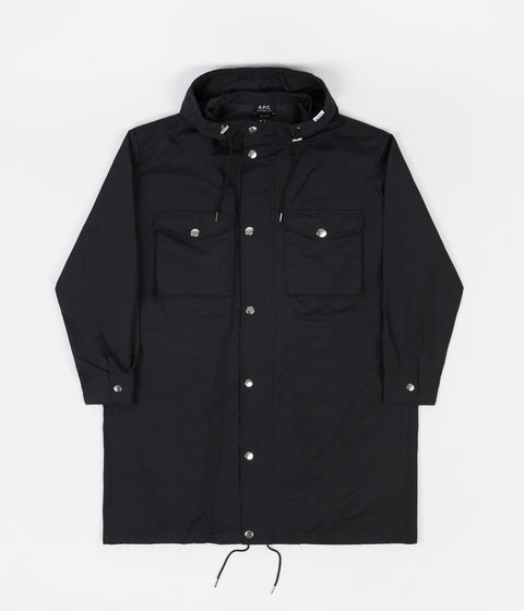 A.P.C. Alan Parka - Black