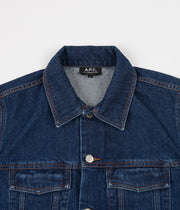 A.P.C. Charles Jacket - Dark Blue