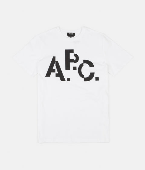 A.P.C. Decale T-Shirt - White