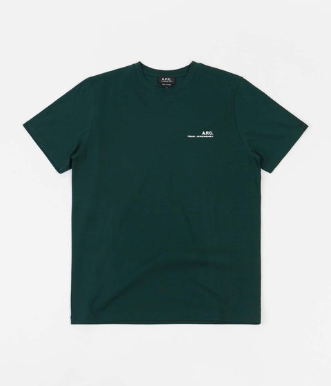 A.P.C. Item T-Shirt - Dark Green