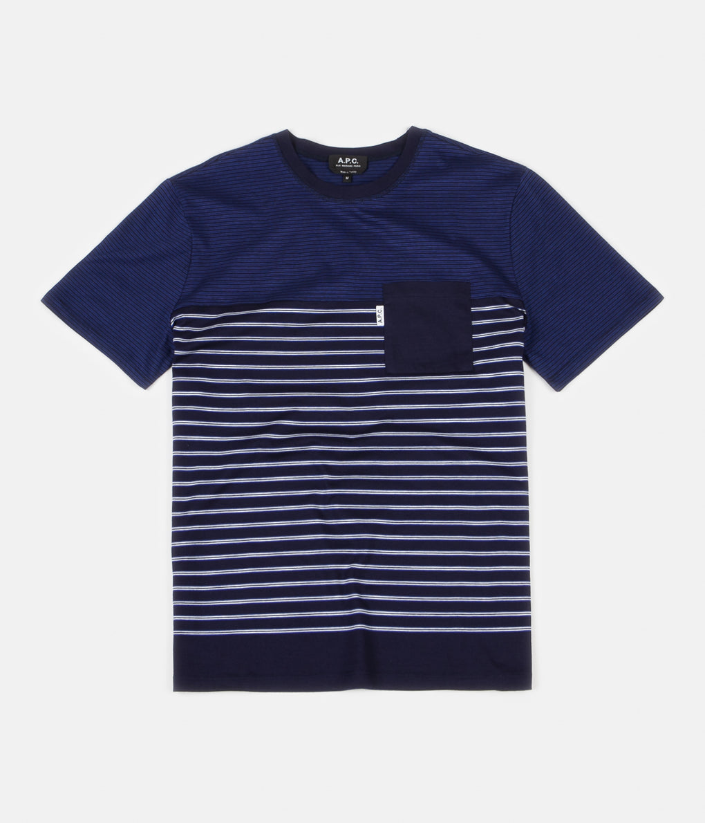 A.P.C. Joan T-Shirt - Dark Navy