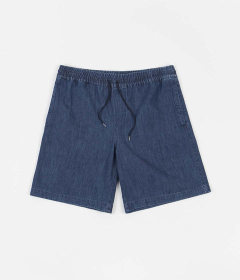 A.P.C. Kaplan Denim Shorts - Indigo
