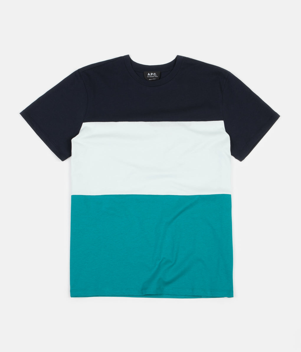 A.P.C. Pedro T-Shirt - Green