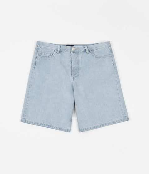 A.P.C. Teddy Denim Shorts - Bleached