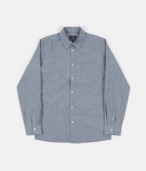 A.P.C. Wilko Shirt - Blue