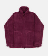 Image for Albam Fleece Zip Jacket - Raspberry