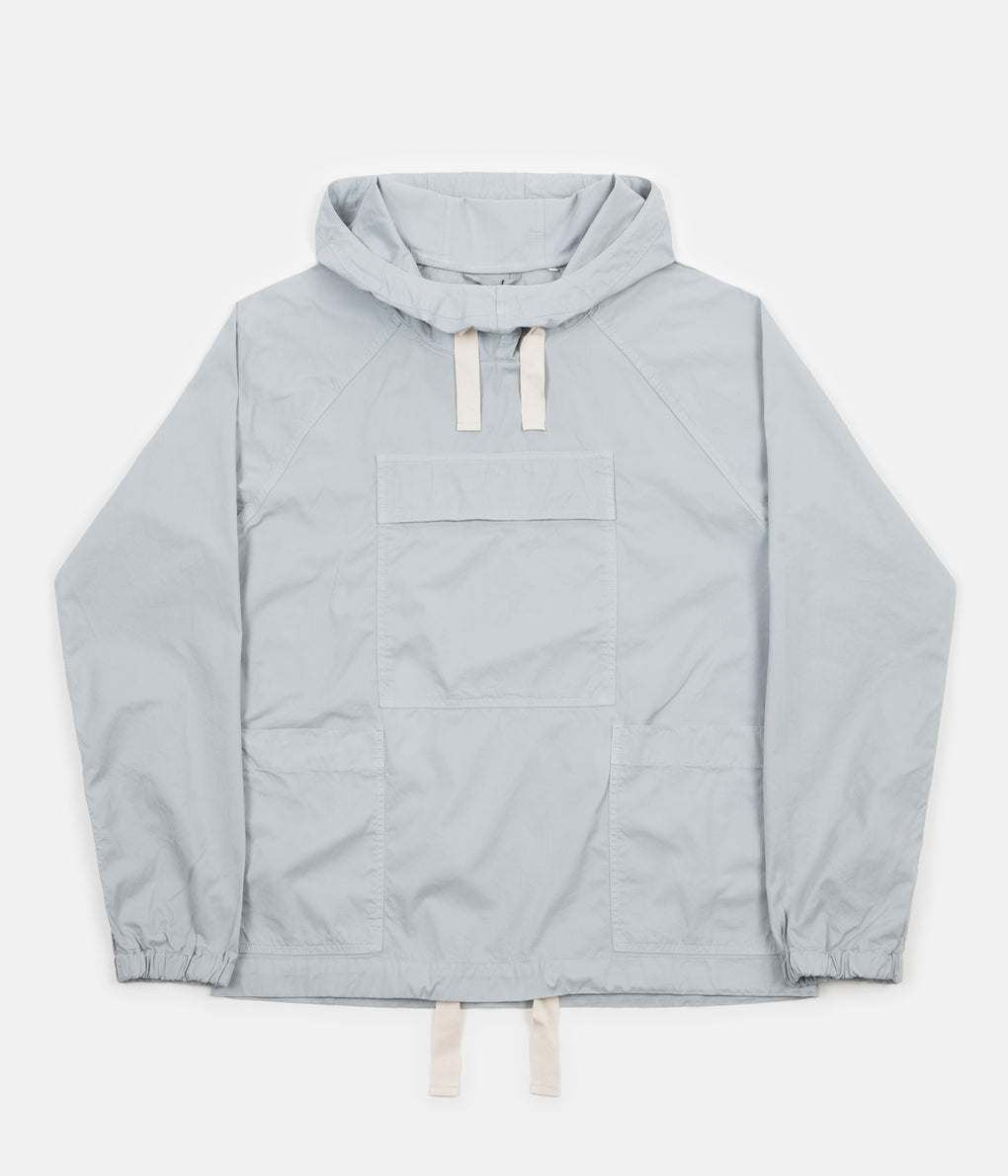 Albam Hooded Sailing Smock - Quarry