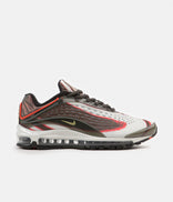 Image for Nike Air Max Deluxe Shoes - Sequoia / Camper Green - Team Orange - Black