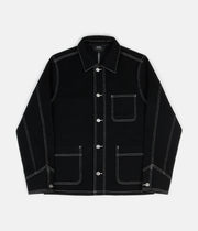 A.P.C. Aaron Jacket - Off Black
