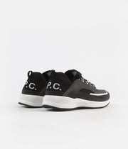 A.P.C. Alexander Shoes - Black