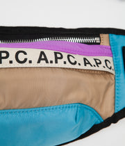 A.P.C. Lucille Hip Bag - Multicoloured