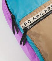 A.P.C. Marc Backpack - Multicoloured