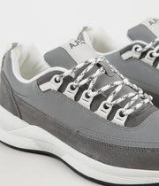 A.P.C. Techno Shoes - Silver