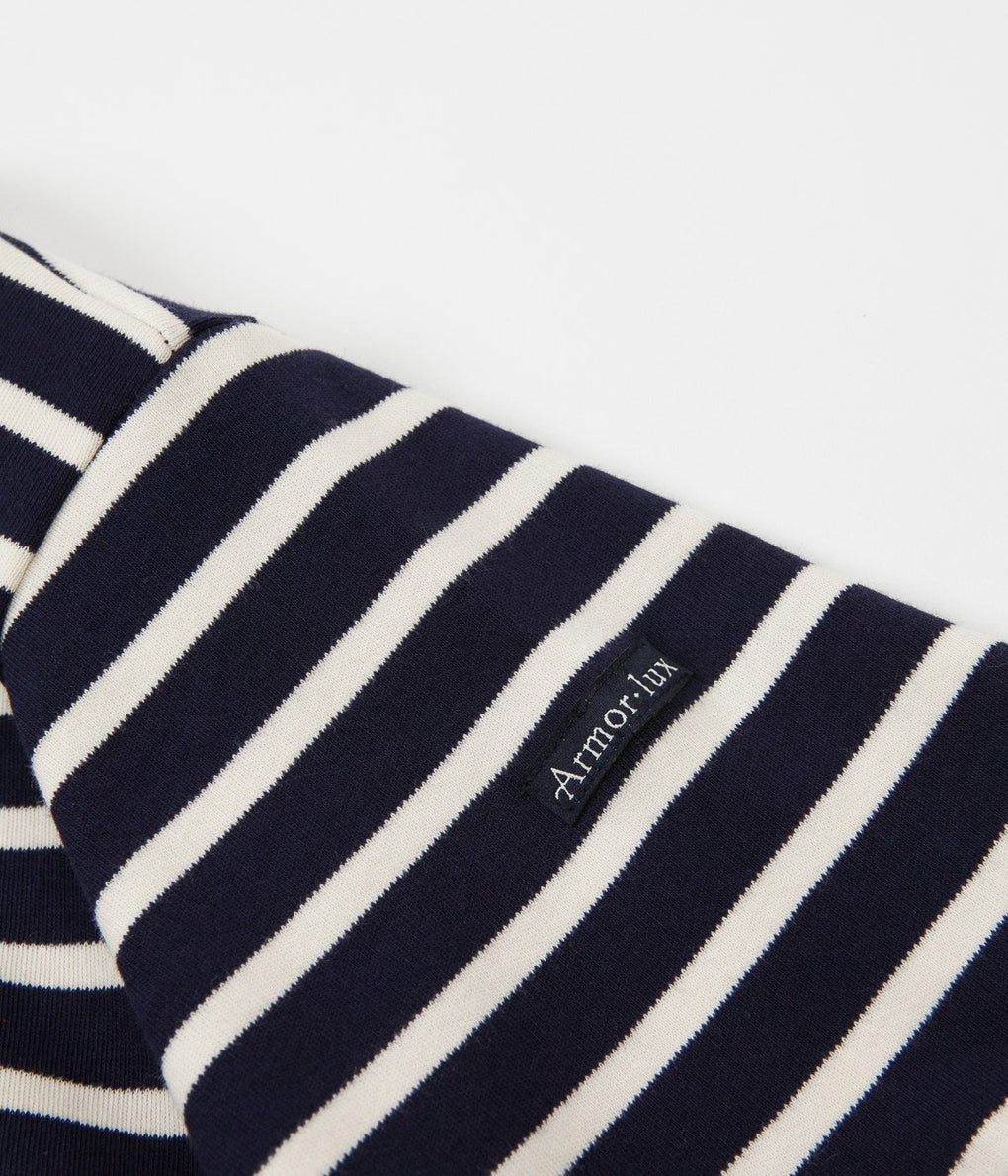 Armor Lux Doelan T-Shirt - Navy / Nature