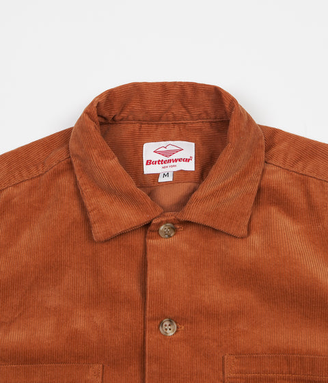 Battenwear 5 Pocket Canyon Shirt - Russet