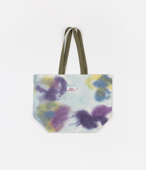 Battenwear Canvas Tote Bag - Tie Dye