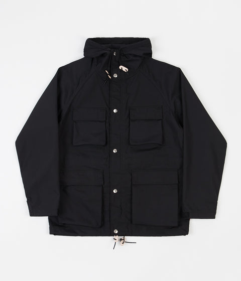 Battenwear Light Shell Parka - Black