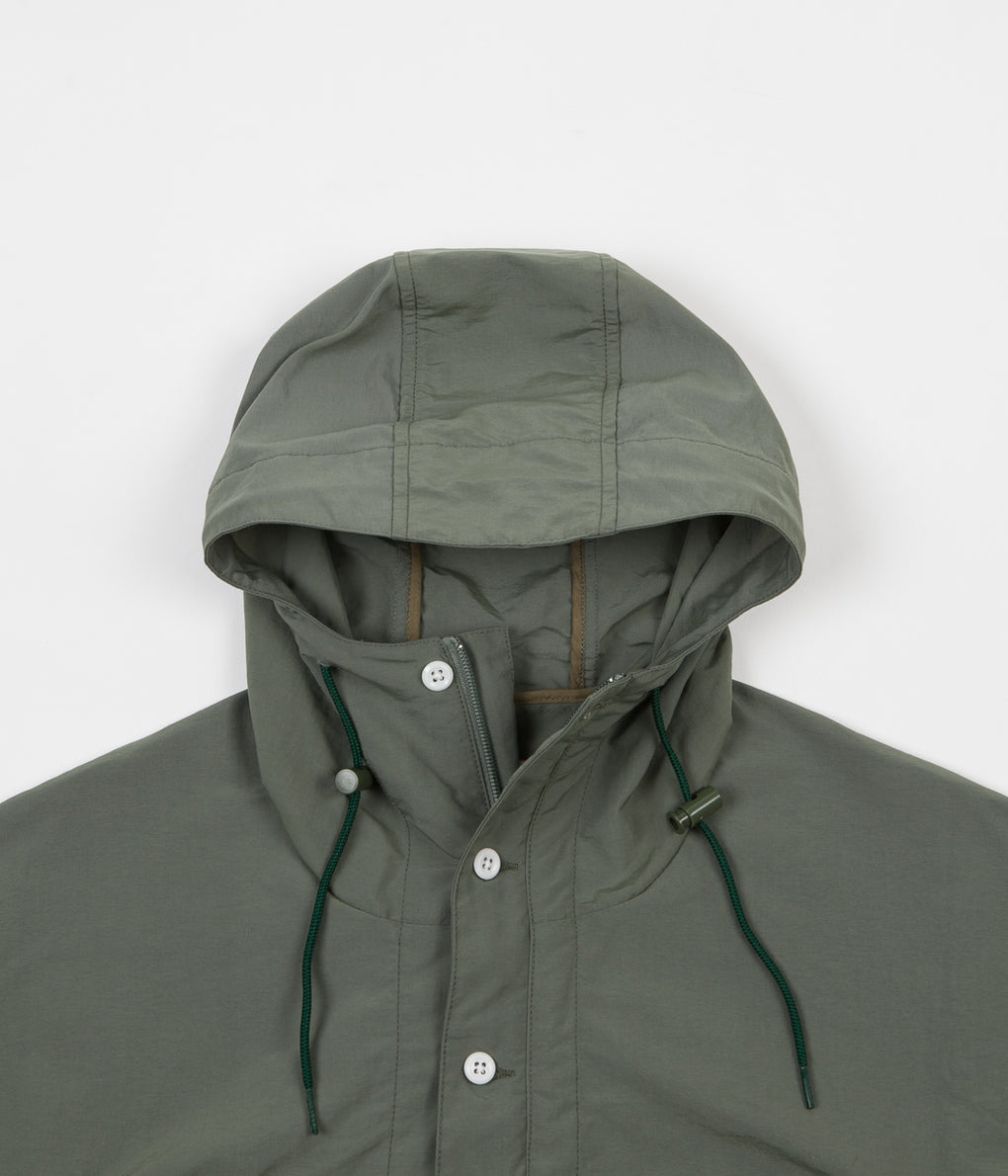 Battenwear Packable Anorak - Light Olive